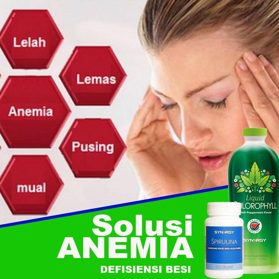Suplemen Herbal Makanan Penambah Darah Rendah Ampuh Dan Aman