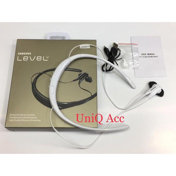 Headset Bluetooth Samsung Level U High Quality Wireless Promo Shopee Indonesia