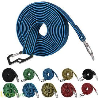 Bike Elastic Luggage Rope Strap Motorcycle Rack Cord Buckle Hook Fastener Parts