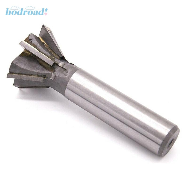 """New 3//8/"""" x 3//8/"""" High Speed Steel HSS 4 Flute Straight End Mill Cutter DT"""