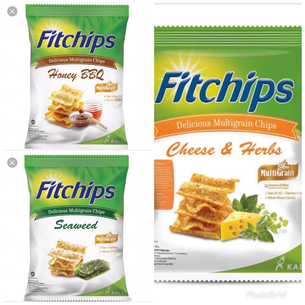 Fitchips Seaweed Shopee Indonesia Nutrive Benecol No Added Sucrose Lychee 6x100ml