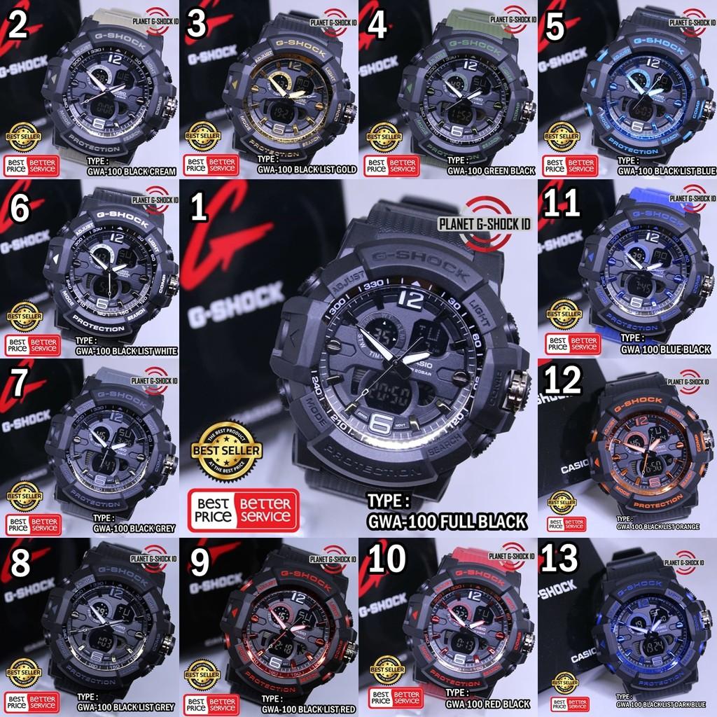 Limited Jam Tangan Sports Casio G Shock Digital Gd 350 1b Pria Original Shopee Indonesia