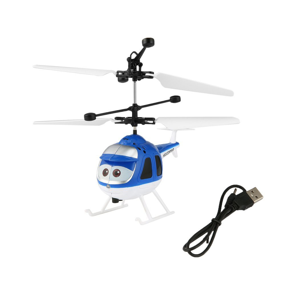 Diskon Heboh Mainan Rc Drone Helikopter Induksi Terbang Dengan Karakter Minion Sensor Desain Kartun Untuk Anak Shopee Indonesia