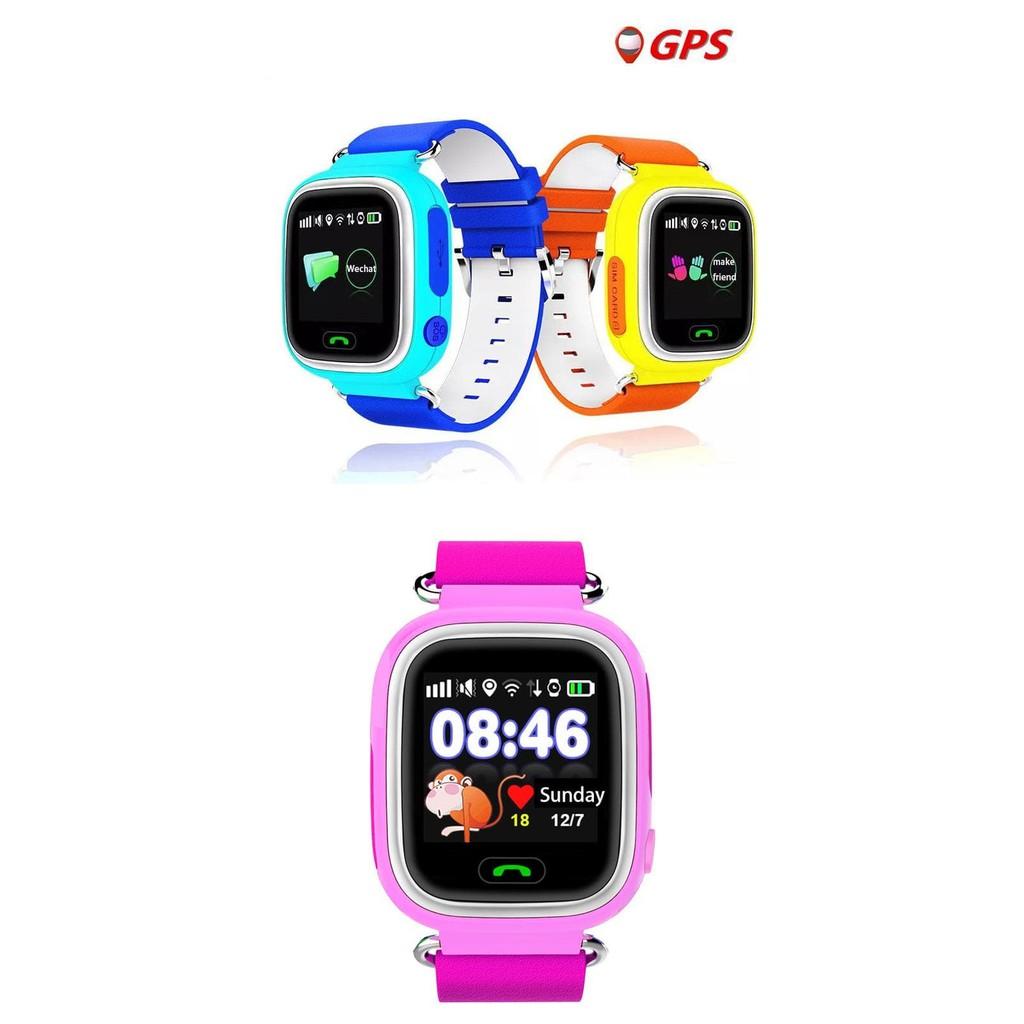 Harga Dan Spesifikasi Bipbip Toast Blue Smartwatch Termurah 2018 Watch V02 Lovely Red Gps Tracker Garansi 1 Tahun Dapatkan Tangan Diskon Shopee Indonesia