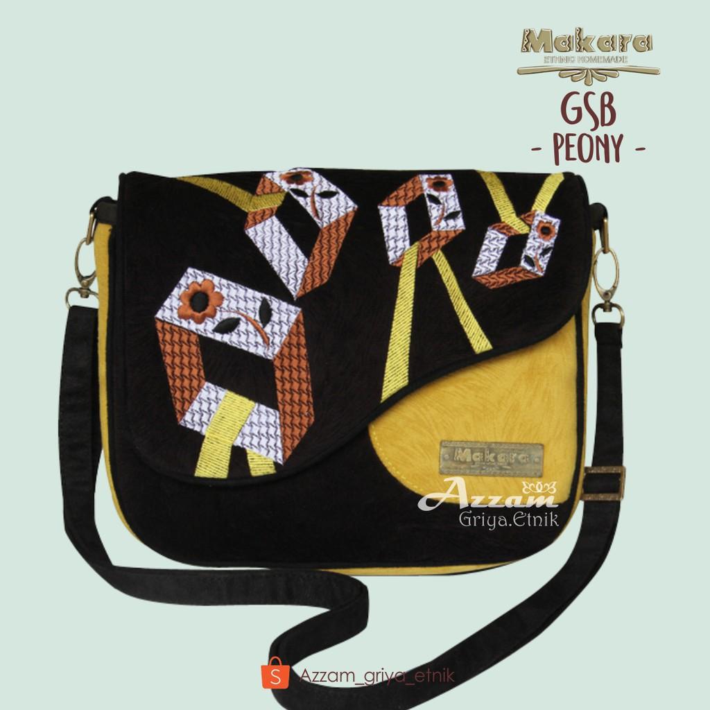 Tas Selempang Wanita Makara GSB (Gadget Small Bag)  a30d0b7cb7