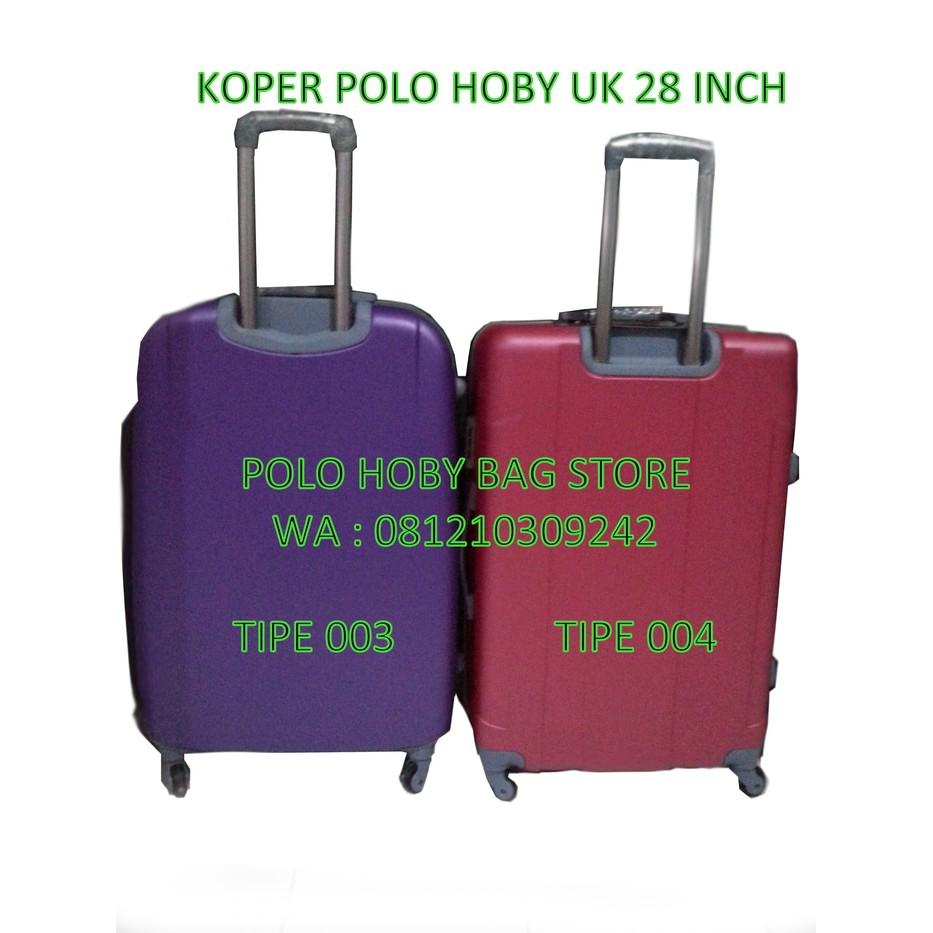 Koper Polo Hoby 705 Black 1 Set 20 Dan 24 Inci Daftar Harga Tas Fiber Abs Ampamp Inch 707 Coffe 1set 2pc Ukuran