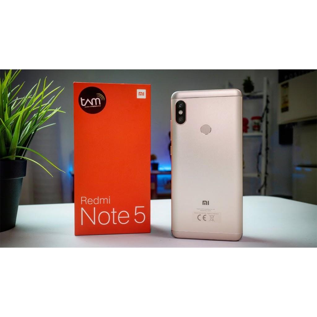 Xiaomi Redmi Note 5 Pro Ram 3 Internal 32 Gb Garansi Resmi Tam