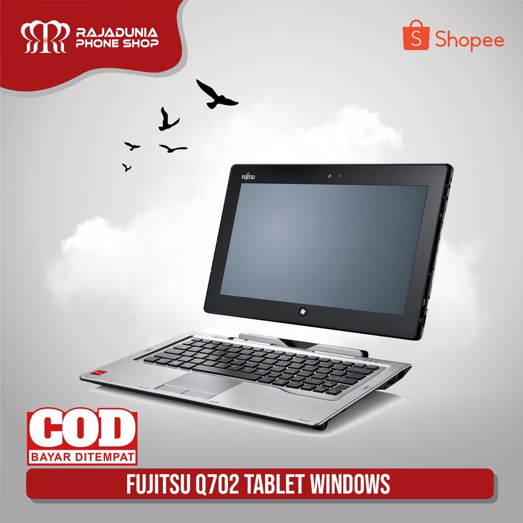 Fujitsu Tablet PC Windows Touchscreen Laptop canggih Ram 4gb core i5 gen3 ssd
