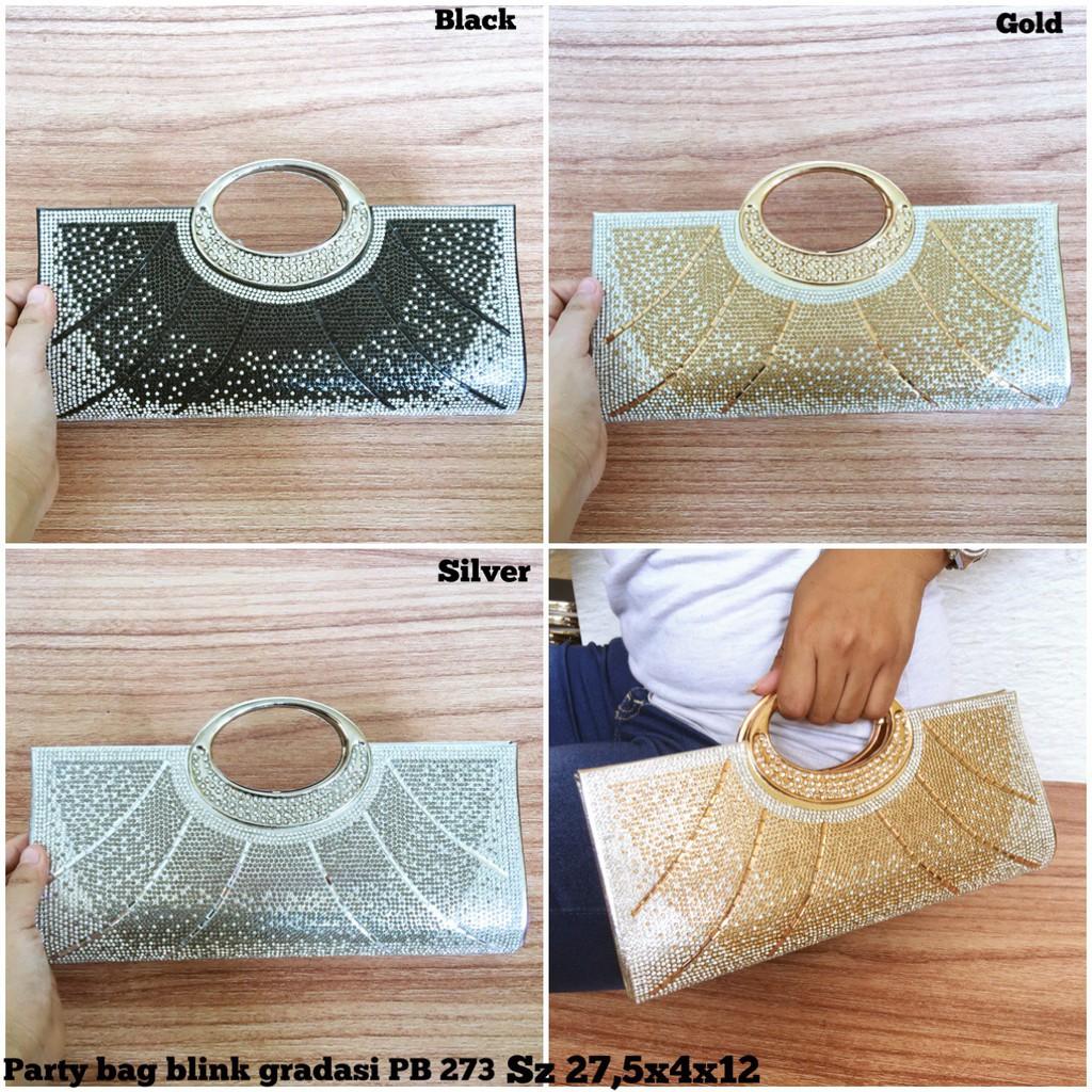 clutch party bag blink rose pb 273-300 pesta import pesta fashion wanita tas  cantik clutch bag murah  ac318ac89e