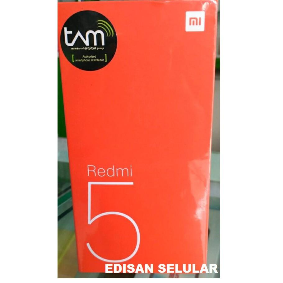 Xiaomi Redmi 5 Plus 3 32 Resmi Tam Shopee Indonesia Ram Internal Garansi