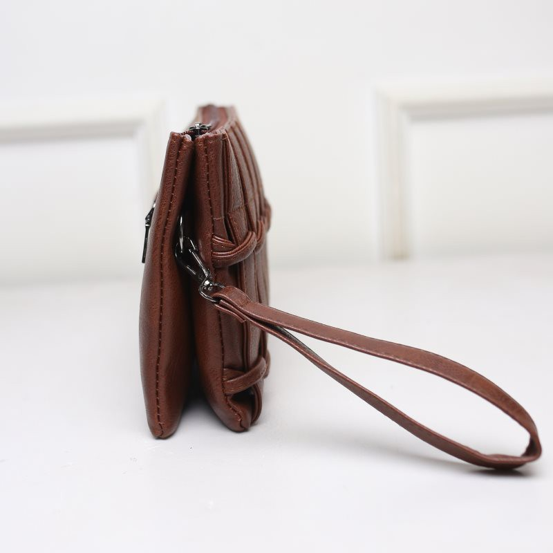 MADUNOT TAS WANITA - Tas selempang wanita import mini bag 21405 Brown | Shopee Indonesia