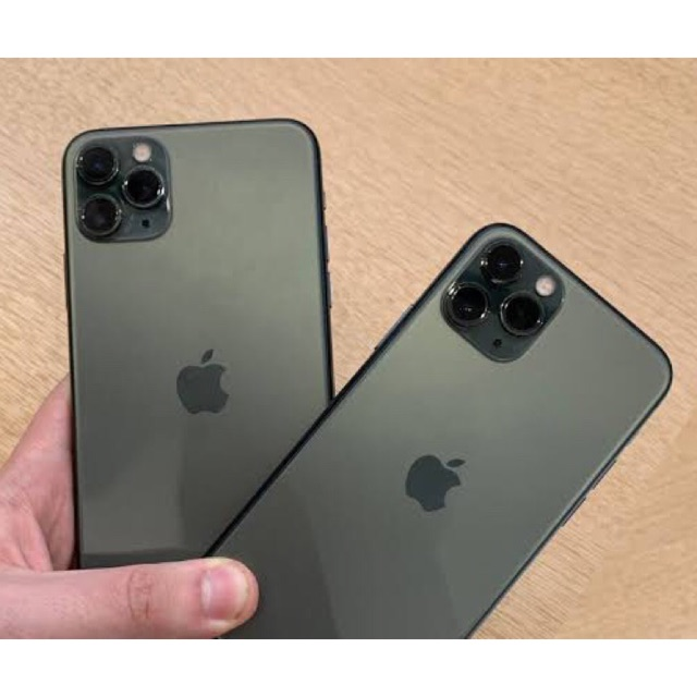 Iphone 11 Pro Max Second Shopee Indonesia
