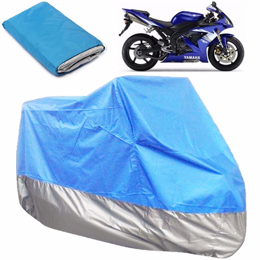 Cover Motor Vixion Uk Xl Berkualitas Shopee Indonesia Coversuper Mantel 120 150cc Sport Bikes Size