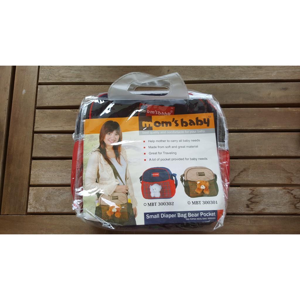 New Snobby Baby Diaper Bag Tas Bayi Shopee Indonesia Medium Merk Snooby Tpt1572