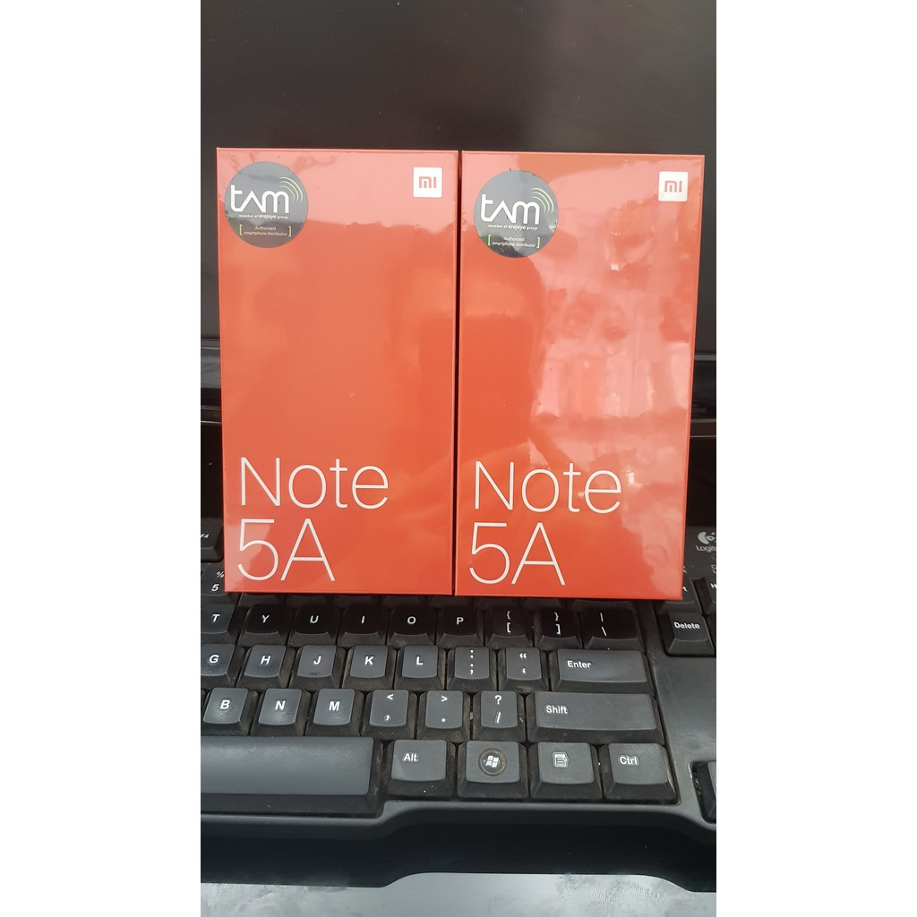 Xiaomi Redmi Note 5a 2 16gb Grey Garansi Resmi Tam Shopee Segel Indonesia