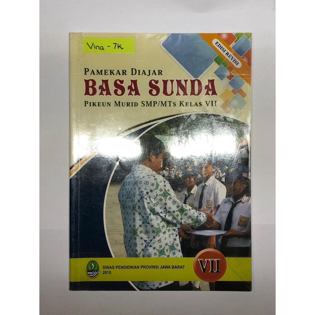 Buku Basa Sunda Bahasa Sunda Kelas Vii Viii Dan Ix Kurikulum 2013 Shopee Indonesia