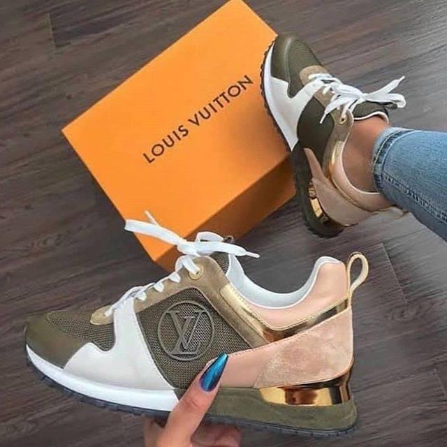 sepatu louis vuitton - Temukan Harga dan Penawaran Sneakers Online Terbaik  - Sepatu Wanita Januari 2019  d06be3ac25