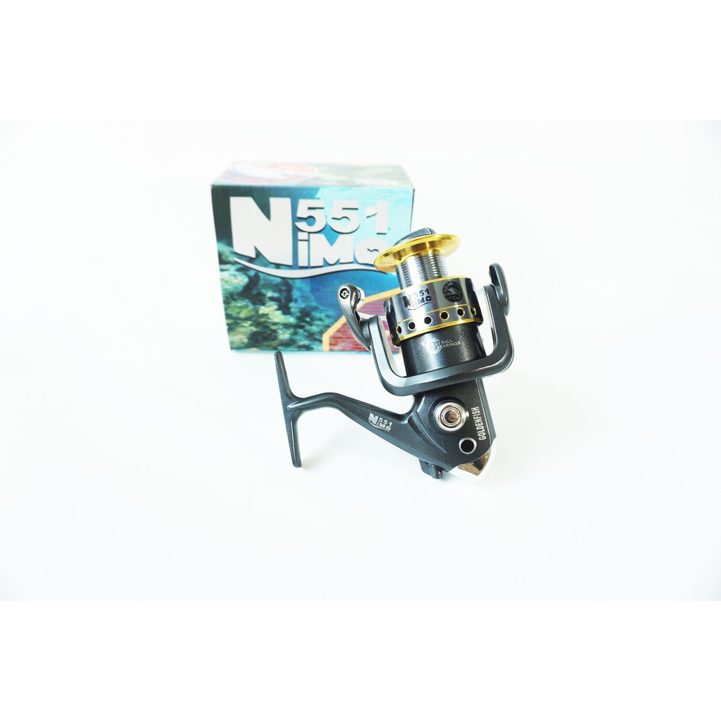 Reel Pancing Laut 8 Bearing One Way Tica Cybernetic Gg 100 Aluminum Daido Boxter Dbs 4000 Shopee Indonesia