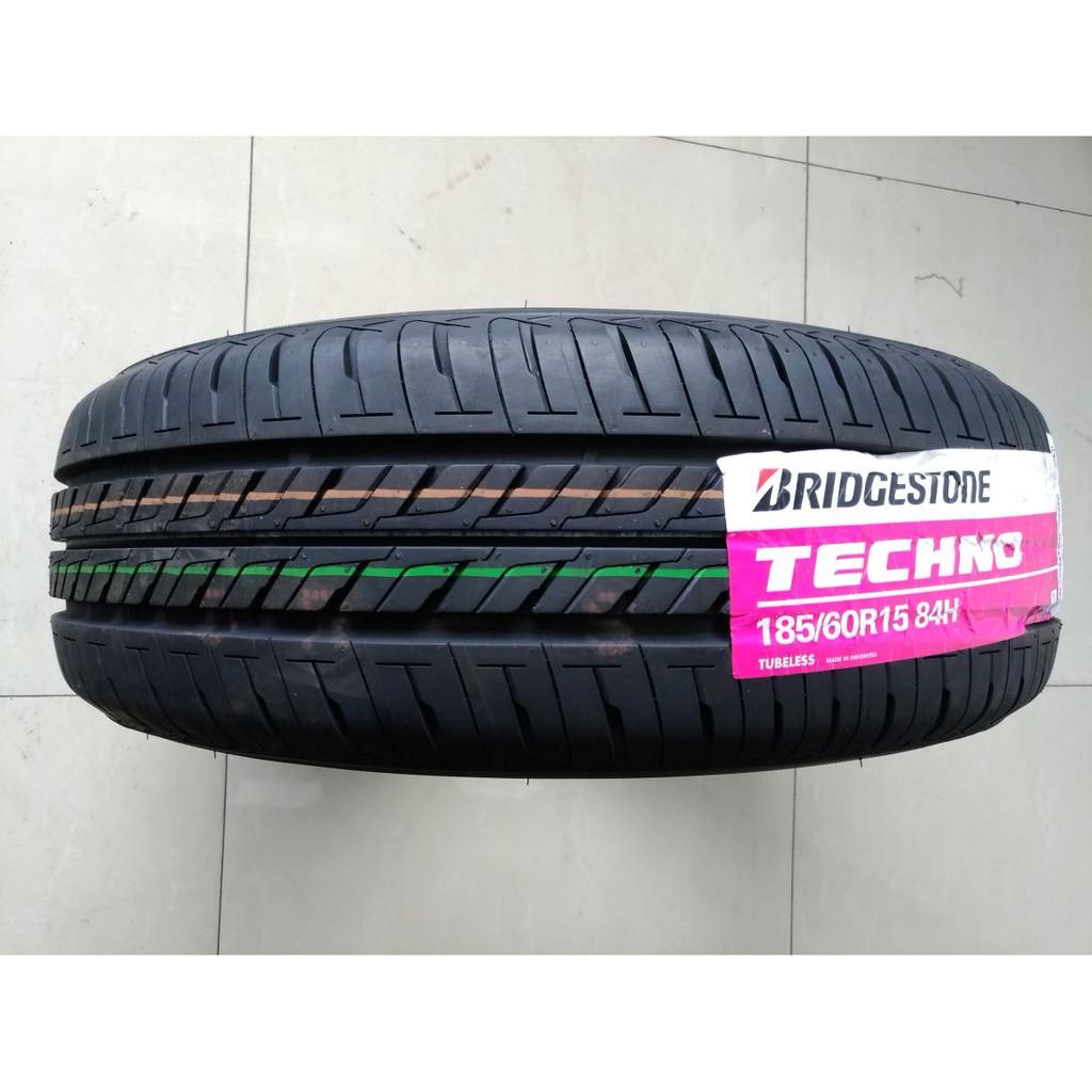 Bridgestone New Techno 185 70 R14 Ban Mobil Shopee Indonesia Voucher Tecaz 65 R15