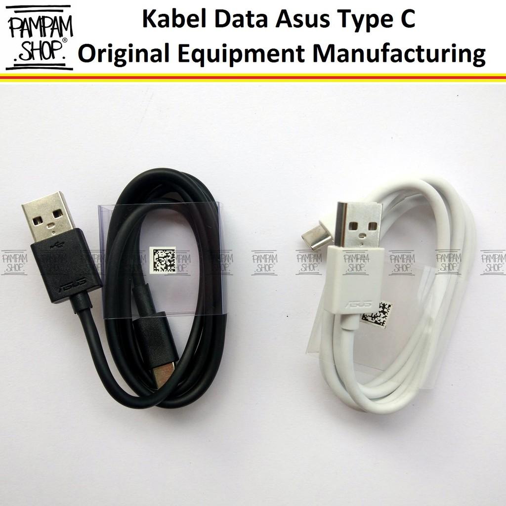 Kabel Data Charger Casan Micro USB Asus Zenfone 2 4 4S 5 6 Original OEM 100% | Shopee Indonesia