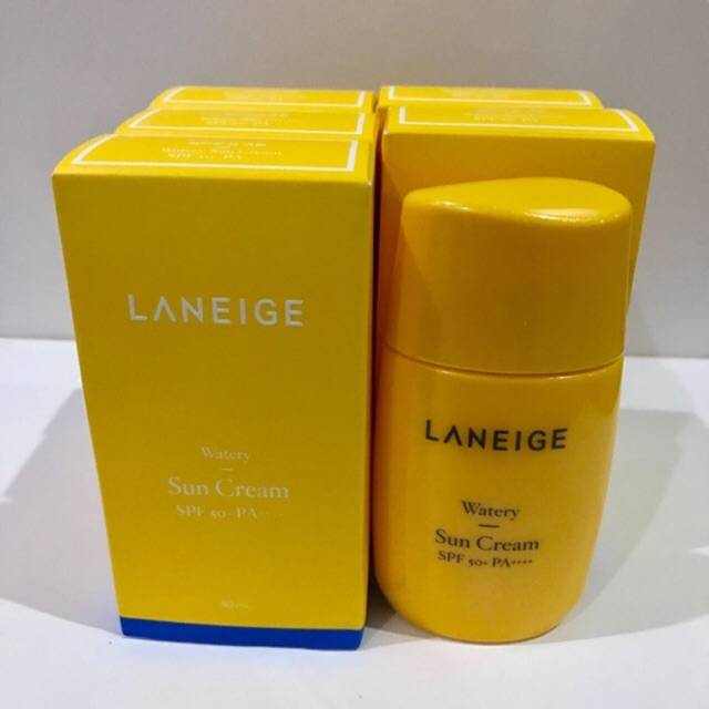 LANEIGE WATERY SUN CREAM SPF 50 \\ 50ml FULL SIZE
