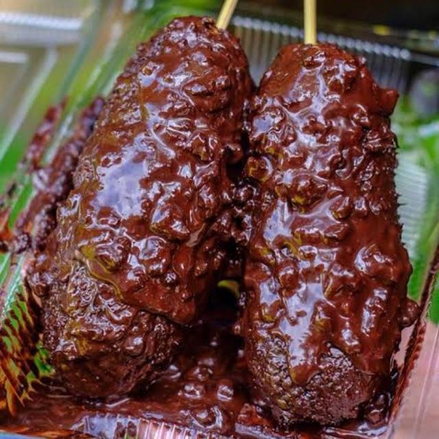 Sate Pisang Crunchy Dengan Berbagai Macam Rasa Shopee Indonesia