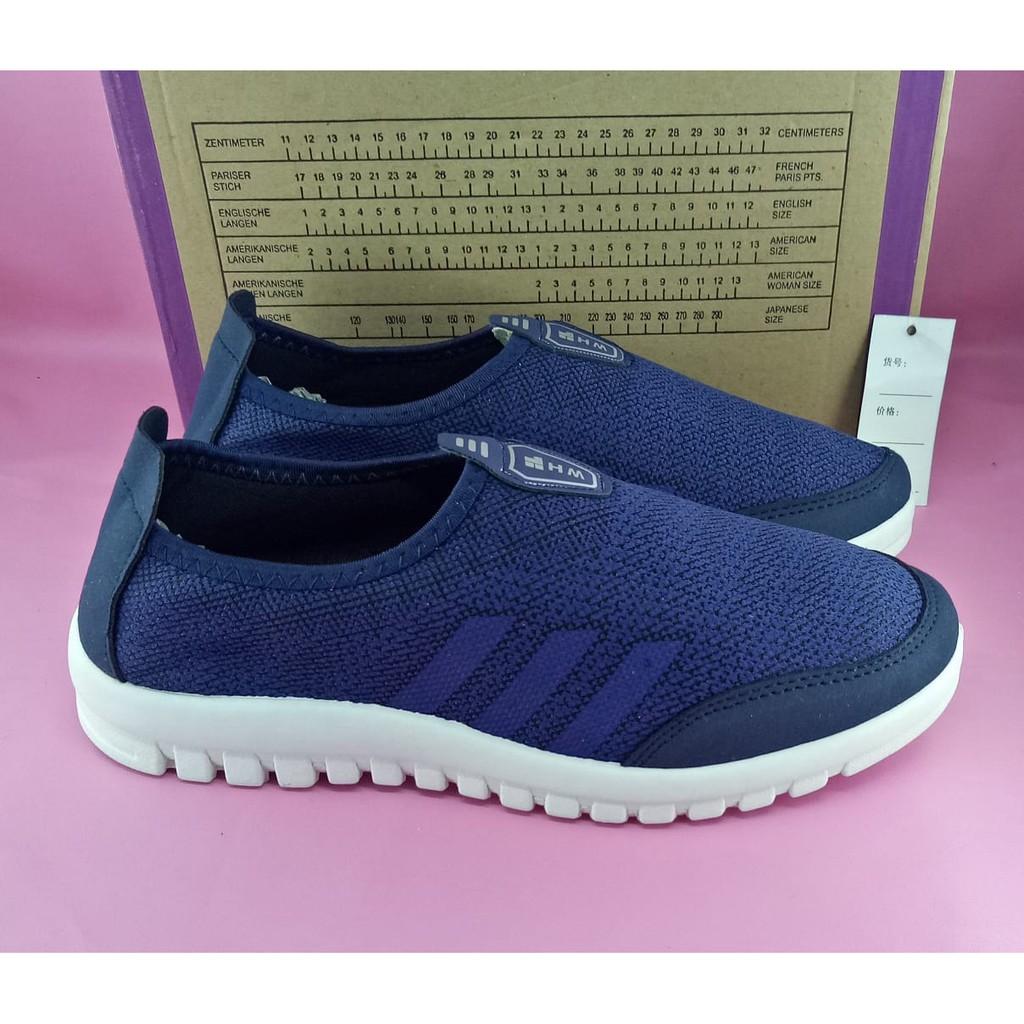 Ardiles Collins Black Red Sepatu Sport Running Olahraga 39 43 Men Chicago Sneakers Hitam Putih Shopee Indonesia