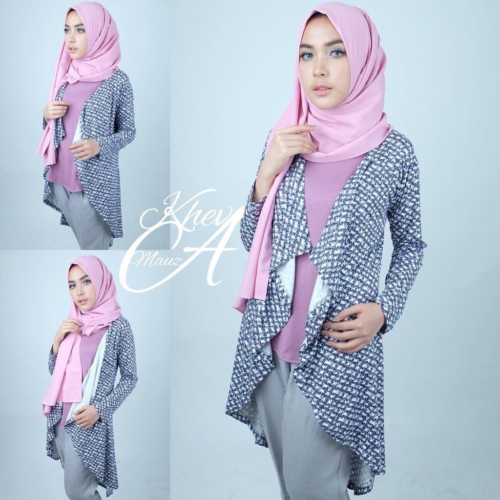 Cardigan Fashion Muslim Manset Temukan Harga Dan Penawaran Online Gamis Raindoz Bbr229 Terbaik Oktober 2018 Shopee Indonesia