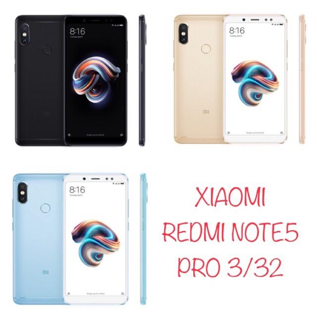 ORIGINAL] XIAOMI REDMI NOTE 5 PRO 3/32GB GARANSI 1 TAHUN | Shopee ...