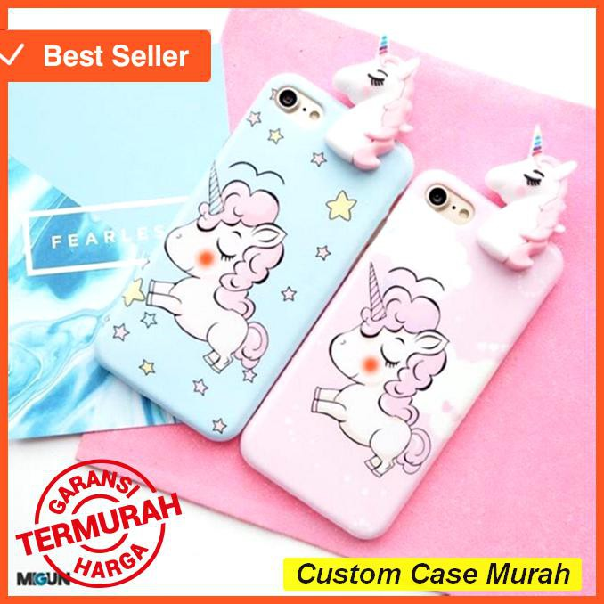 Peeking Unicorn - soft case full cover for iPhone - OPPO F1s F3 F5 | Shopee