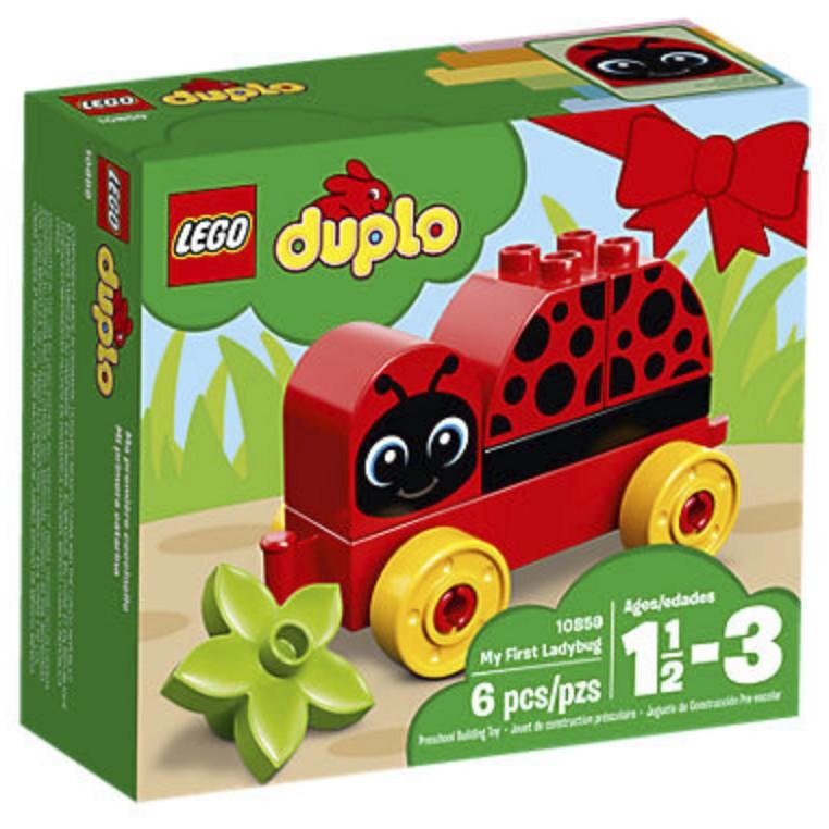 Lego Duplo Cars 3 10846 Flos Cafe Shopee Indonesia