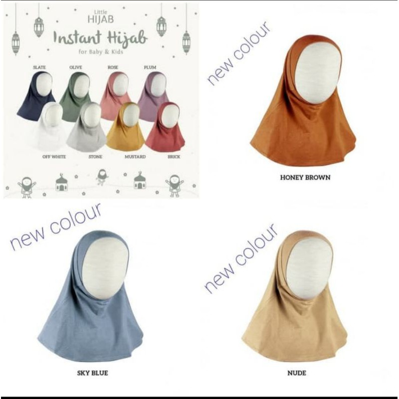 Little Palmerhaus Instan Hijab | Shopee Indonesia