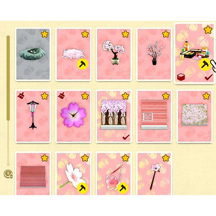 Animal Crossing Diy Cherry Blossom Petal Recipes Lengkap Sakura Acnh Bells Bonus Free Nmt Fawkastore Shopee Indonesia