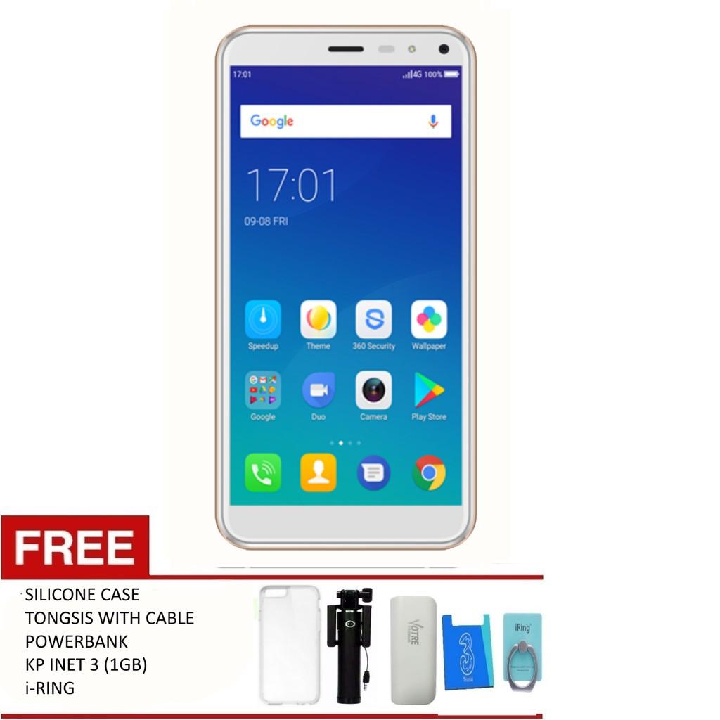 Asus Zenfone Go Zb452kg 5mp Ram 1 Gb Rom 8gb Shopee Indonesia 1gb Garansi Resmi