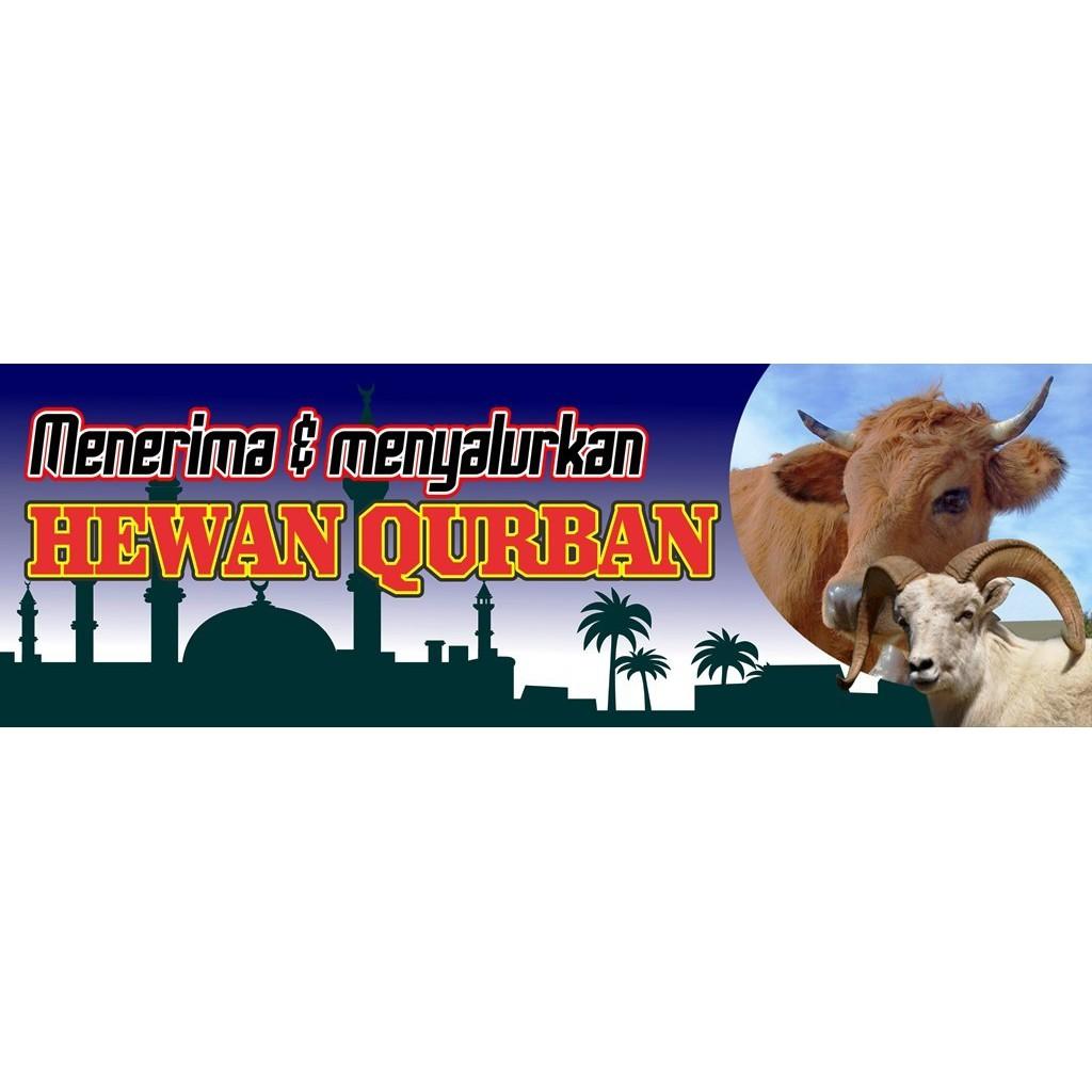 Spanduk Jual Kambing Qurban - gambar contoh banners