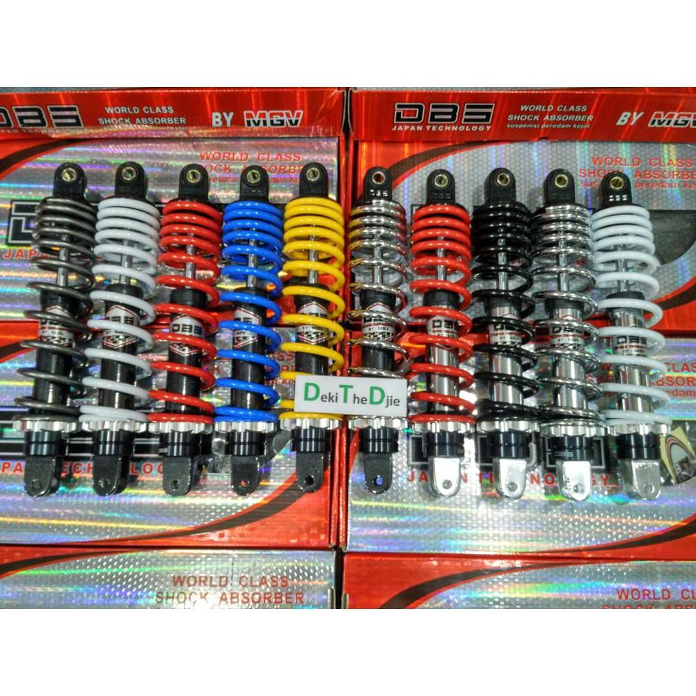 Shockbreaker Supra X 125 Revo Fit New Federal Parts Shock Breaker Ride It 340mm Kharisma Shopee Indonesia