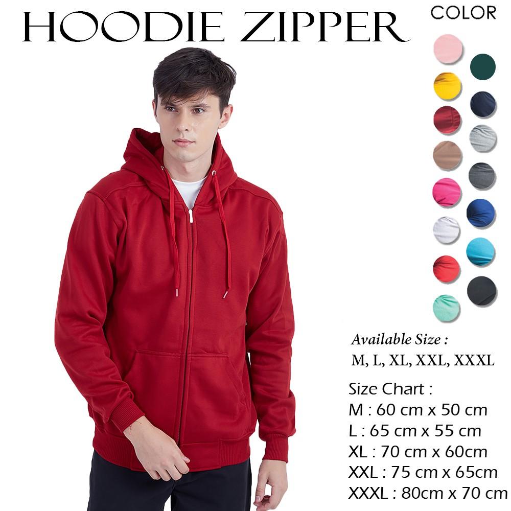 jaket zipper wanita size M atau L  0402023086