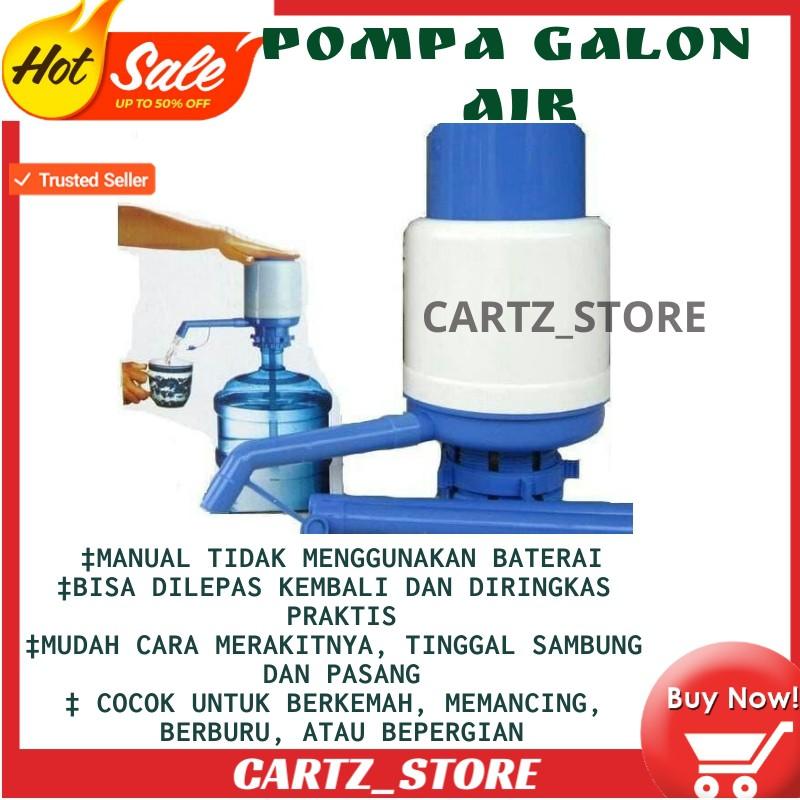 Pompa Galon Manual Galon Air Minum Bahan Plastik Dengan Selang Peralatan Rumah Tangga Cz0227 Shopee Indonesia