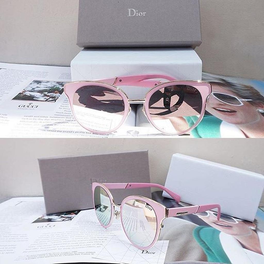 Kacamata Dior 27108 Wanita Sunglesses Perempuan Sunglass Premium 84 Fullset Eyewear Anti Uv Artis Style Shopee Indonesia