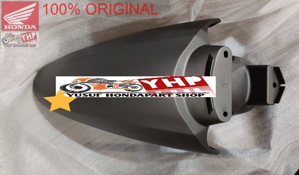 SELEBOR DEPAN COKLAT DOFF HONDA SCOOPY ESP K2F 61100-K2F-N00ZK ORI AHM