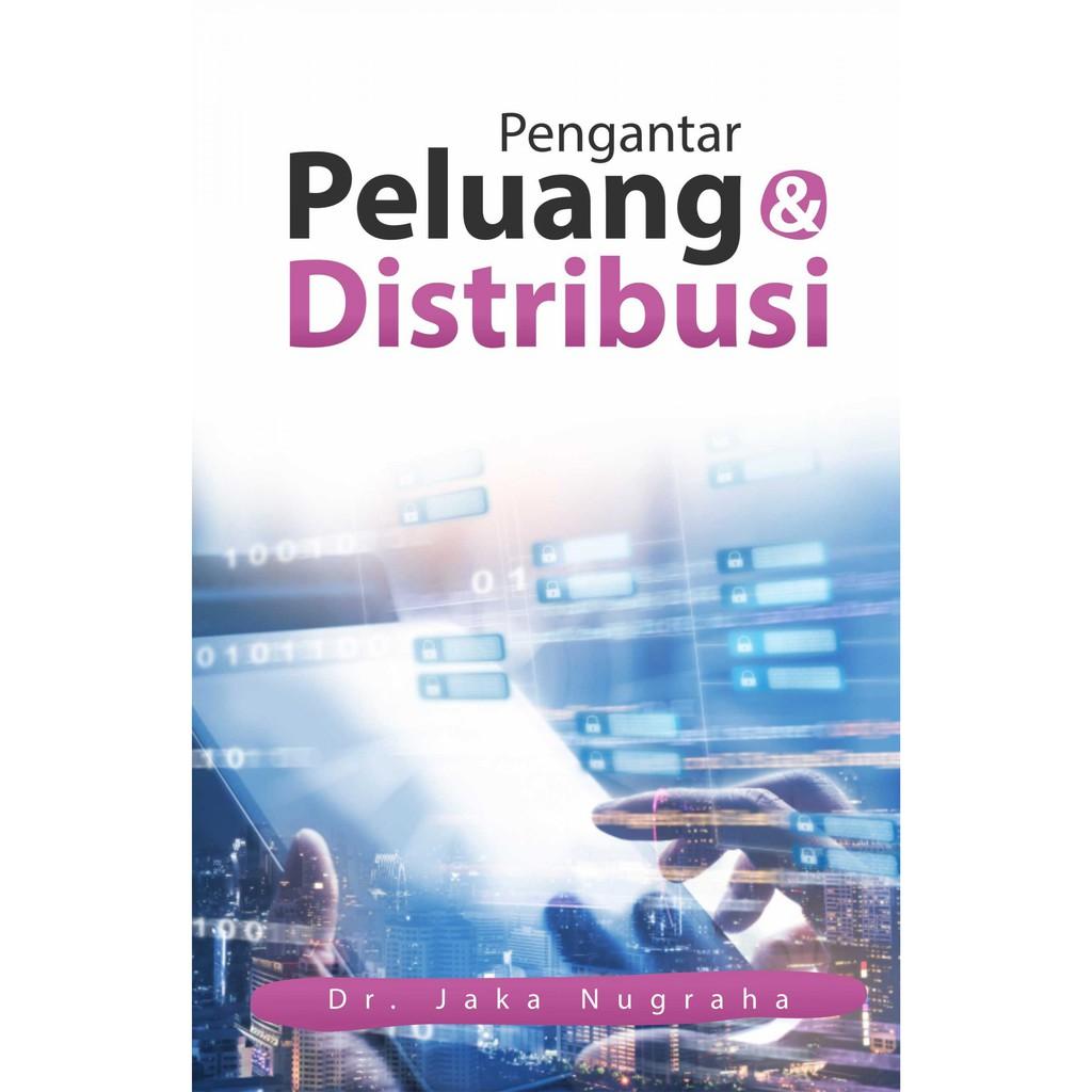 Buku Pengantar Peluang dan Distribusi
