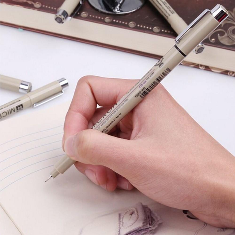 1pcs of Sakura Pigma Micron Fine Line Pen Brush Art Supplies