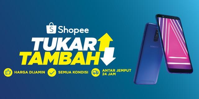 Toko Online Shopee Tukar Tambah   Shopee Indonesia