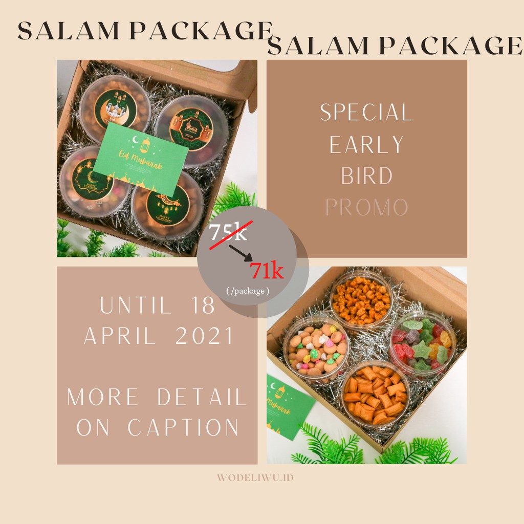 Hampers Lebaran Eid Hampers Shopee Indonesia