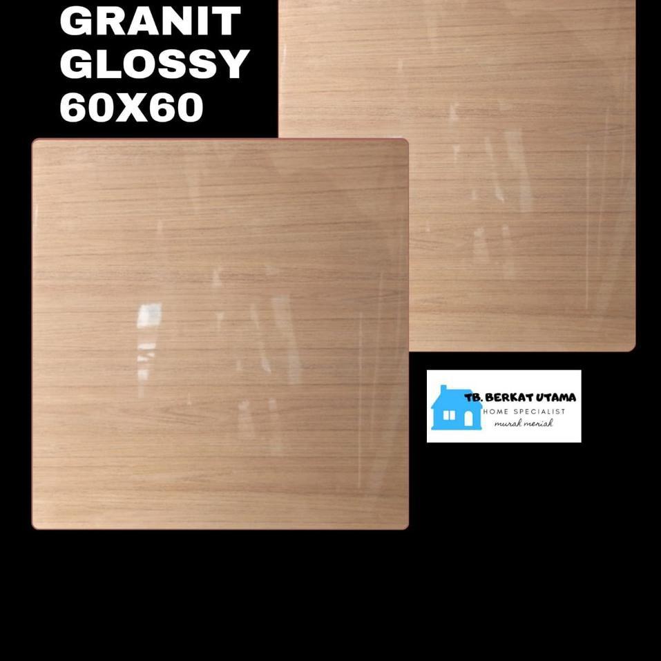 BLK GRANIT GLOSSY 60X60 MOTIF KAYU WOOD HABITAT - GRANIT LANTAI , GRANIT DINDING, GRANIT KAMAR MANDI