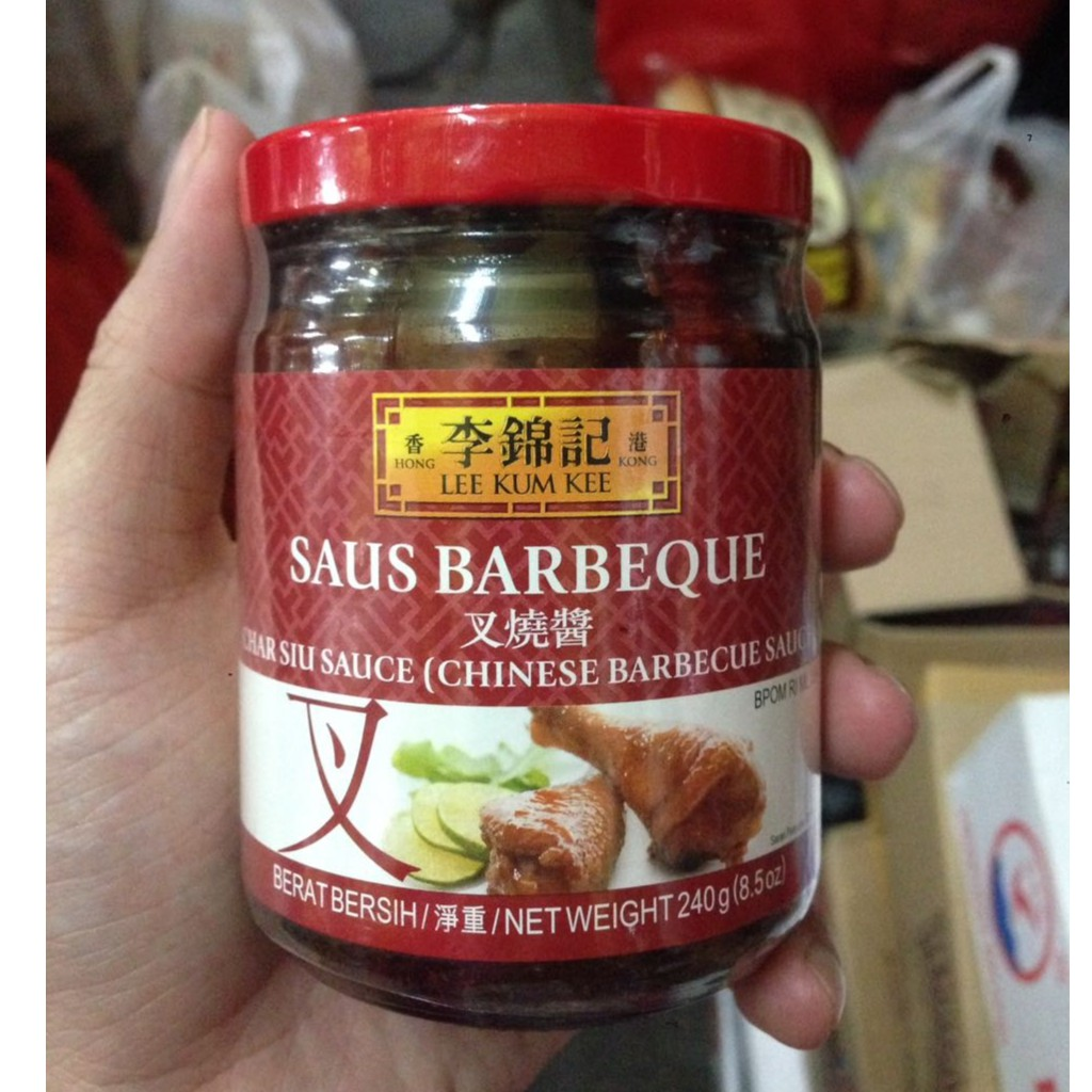 Lee Kum Kee Char Siu Chinese Barbecue Sauce 240 Gr Bumbu Saus Barbeque BBQ Charsiu | Shopee Indonesia