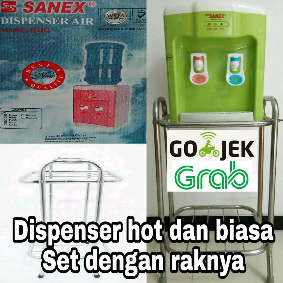 Sanex Dispenser Panas Normal D102 Daftar Harga Terlengkap Indonesia Galon D 102 Hot Dan Garansi New Niko Berdiri Termurah Original Lemari Penyimpanan Nk 19h