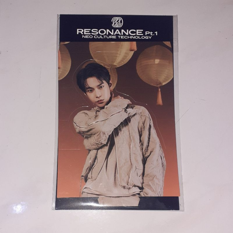 Standee Hologram Holo NCT 2020 Resonance Pt 1 Doyoung