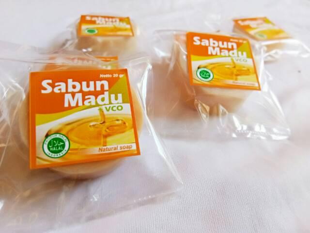 Sabun Madu Murni Vco Shopee Indonesia