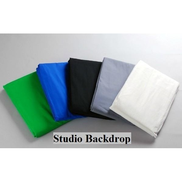 Gaya Kain Backdrop Studio Fotografi Background 2X3M Kain Backdrop Studio Fo - Putih Promo | Shopee Indonesia